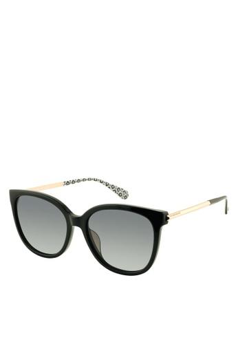 Kate Spade black Britton/G/S Sunglasses 18AE9GL2C21138GS_1