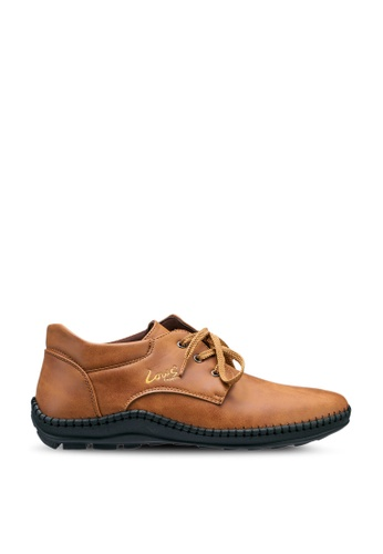 Louis Cuppers brown Louis Cuppers Loafers, Moccasins & Boat Shoes C7860SHD8DF66BGS_1