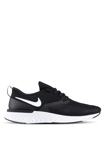 Nike black Nike Odyssey React Flyknit 2 Shoes 3857ESH2834B38GS_1