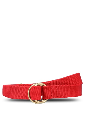 niko and ... red Woven Belt 71DF9AC25D319DGS_1