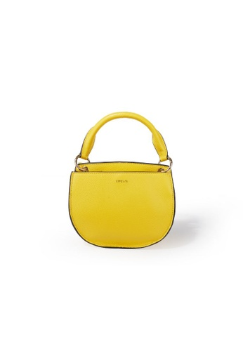 Esfolar yellow Esfolar Saddle Bag (EA190009) F0C8BACDEE35F2GS_1