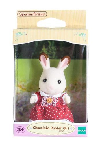 Sylvanian Families multi Sylvanian Chocolate Rabbit Girl DD2B7KC1085597GS_1