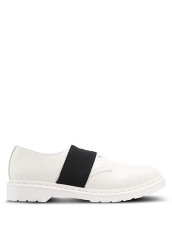 Dr. Martens white Core Fusion 1461 Elt Slip On Shoes DR086SH0SX6TMY_1