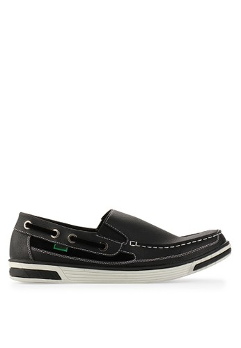 Sneakers Shoes black Dony Slip On SN532SH58VKNID_1