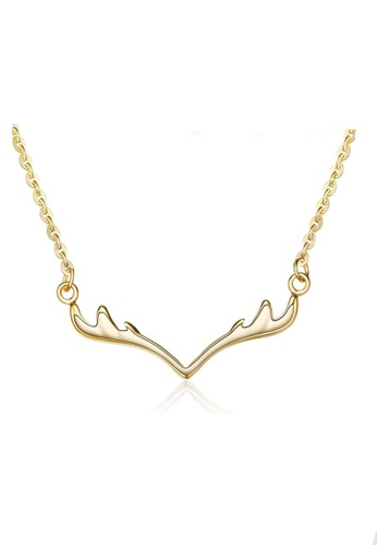 LYCKA LPP88172 S925 Silver Necklace 5504CACB78340BGS_1