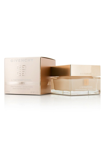 GIVENCHY GIVENCHY - L'Intemporel Global Youth Silky Sheer Cream - For All Skin Types 50ml/1.7oz 06F2CBE303673FGS_1