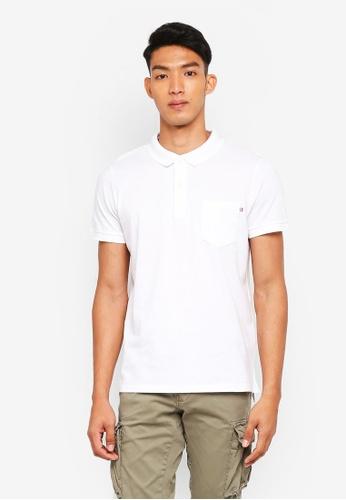 Cotton On 白色 Icon Polo Shirt 930ACAA3028C59GS_1