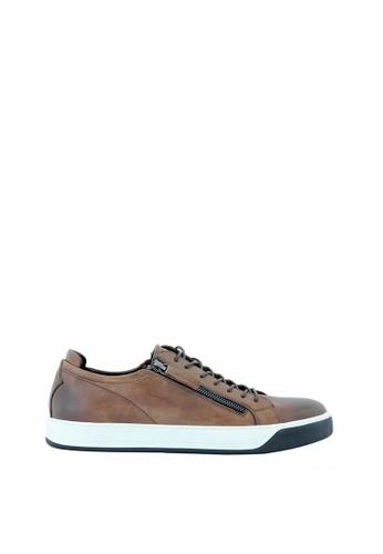 Bonia brown Bonia Gents Sneakers Brown B8F33SHB5D6E28GS_1