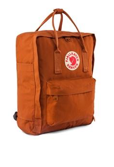 6433376782978 Fjallraven Kanken Brick Kanken Classic Backpack RM 367.00. Sizes One Size