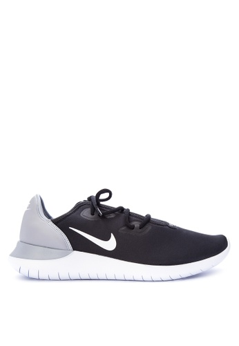 Nike black and grey and white Men's Nike Hakata Shoes NI126SH0KPYLPH_1