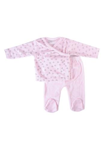 Babybol pink Baby 2 Pieces Set 14745KA441A853GS_1