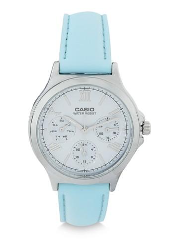 Casio blue Casio Women Ltp-V300L-2A3Udf Blue 7A032ACE85100EGS_1