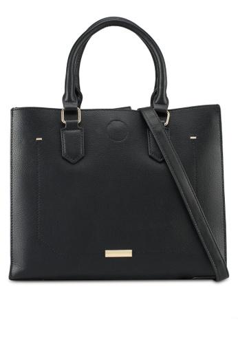 Call It Spring black Chrome Shoulder Bag F914FACDD1F481GS_1