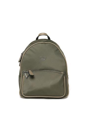 Buy Guess Guess Rockbeat Nylon Backpack Online on ZALORA Singapore 7343ad3b2f040