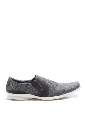 Dr. Kevin grey Dr. Kevin Men Casual Shoes Slip On 13292 - Grey DR982SH47AXCID_1