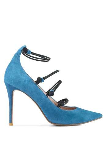 House of Avenues blue Pointy Heels HO685SH0RRBGMY_1