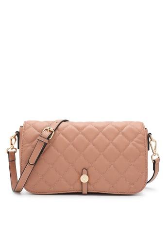 Volkswagen pink Women's Sling Bag / Shoulder Bag / Crossbody Bag 4106EACADB0B44GS_1