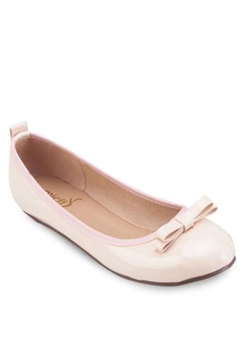 Bow Lined Flesprit旗艦店ats, 女鞋, 鞋