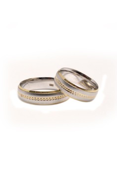 Javan Wedding Bands