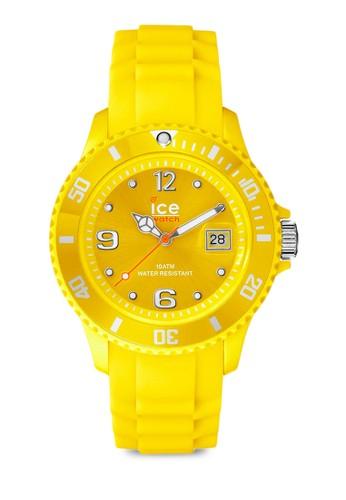 Ice Forever 永恆矽膠腕錶, 錶esprit 內衣類, 休閒型