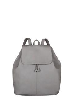 harga OCTO Axelia Backpack Grey Zalora.co.id