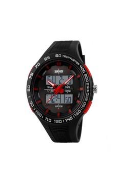 30M Waterproof Dual Mode Watch