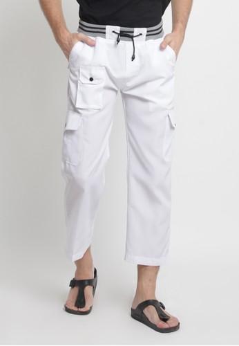 Java Seven Muslimwear white Frederick008 CELANA PANJANG PRIA 13BFCAA316B255GS_1
