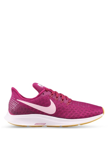 Nike purple Nike Air Zoom Pegasus 35 Shoes 035B3SHB65B40DGS_1