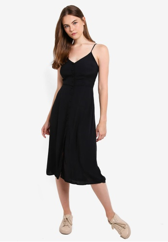 attractive price a few days away wholesale dealer Buy Abercrombie & Fitch Button Thru Midi Dress | ZALORA HK