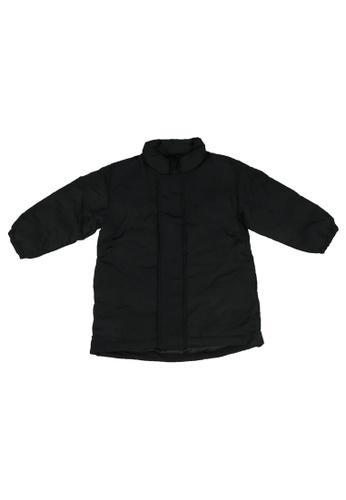 GLOBAL WORK black Outdoors Jacket 0346EKA51B8EA6GS_1