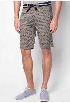 Jogger Twill Shorts