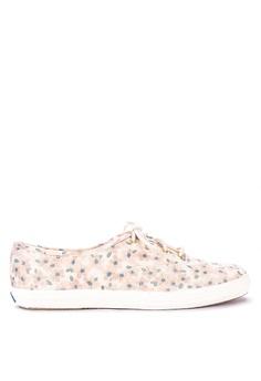 24d5db03c79 Keds pink Ch Floral Sneakers 7DD5ESH69309B5GS 1