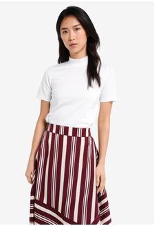 Shop womens fashion online on zalora philippines essential mock neck top 70020aaa0e860bgs1 zalora stopboris Images