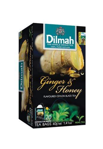 Dilmah Dilmah Ginger & Honey Tea - Teh Celup Foil Envelope 20s CE74BES26B9917GS_1