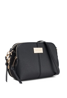 a8c0ba3722f8 15% OFF River Island Triple Compartment Crossbody Bag HK  348.90 NOW HK   296.90 Sizes One Size
