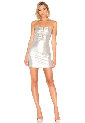 Buy by the way Minka Lace Up Tube Dress