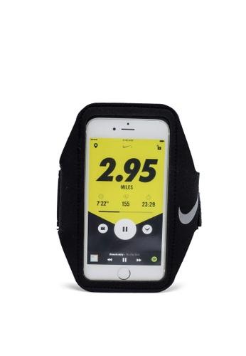 Nike black Lean Arm Band Plus 1235EACCA65DE8GS_1