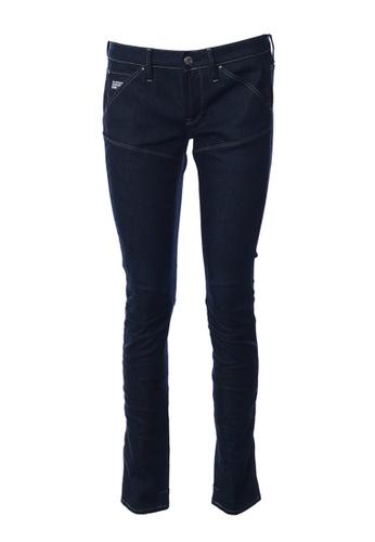 G-Star black G-Star-5620 Mid Rise Skinny Jeans-Black ABFCBAA0E33601GS_1