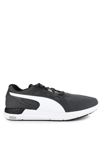 Puma multi and grey Nrgy Dynamo Shoes 4572BSHA7E3875GS_1