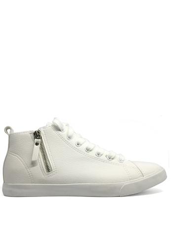 Twenty Eight Shoes white White walker TW446SH40WIXHK_1