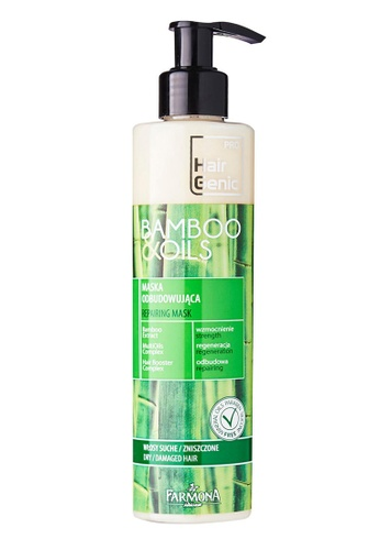 Farmona Hair Genic Bamboo & Oils Repairing Mask C548EBE2EE558BGS_1