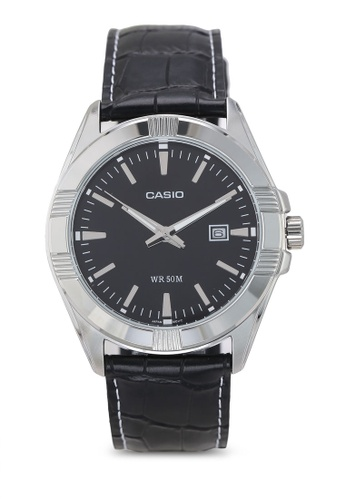 2e7c5464f68 Shop Casio Casio MTP-1308L-1AVDF Watch Online on ZALORA Philippines
