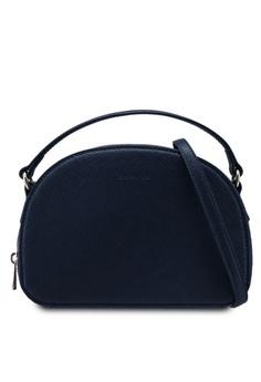 d9e25281b ESPRIT blue and navy Caviar Shoulder Bag 59D93ACED18527GS_1