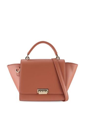 Milliot & Co. pink Rachel Top Handles Bag 3A0FFAC42E333AGS_1