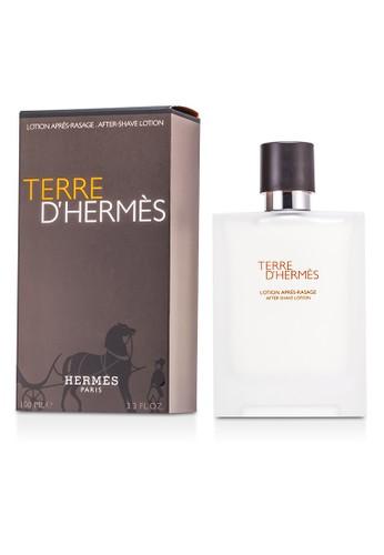 Hermès HERMÈS - Terre D'Hermes After Shave Lotion 100ml/3.3oz 5FC6FBE8FCE7F9GS_1