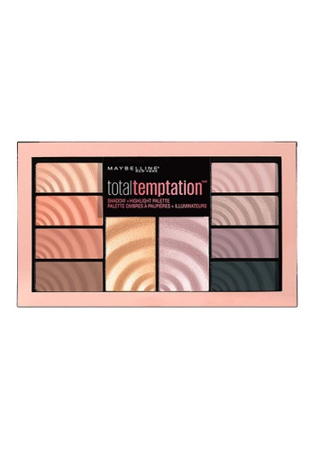Maybelline multi Maybelline Temptation Palette F8154BE0A33512GS_1