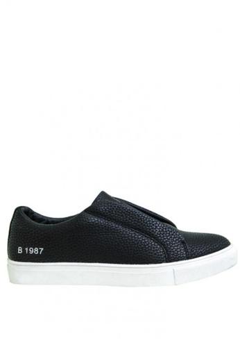 BENCH black Sneakers BE550SH0KFQNPH_1
