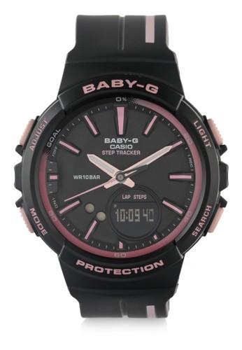 Baby-G black Women Analog Watches Bgs-100Rt-1Adr 740A8ACB4E4233GS_1
