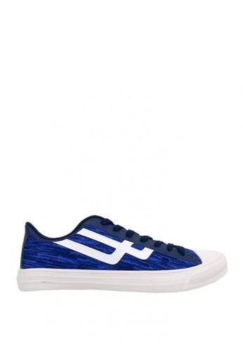 World Balance blue Freedom Lite MS Sneakers WO444SH0KSDRPH_1