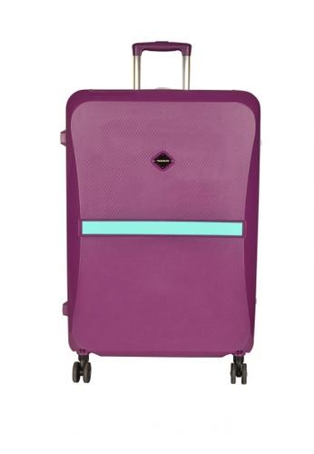 "Travelex purple Travelex 078 Hard Case Luggage 28"" 76600AC12CC665GS_1"